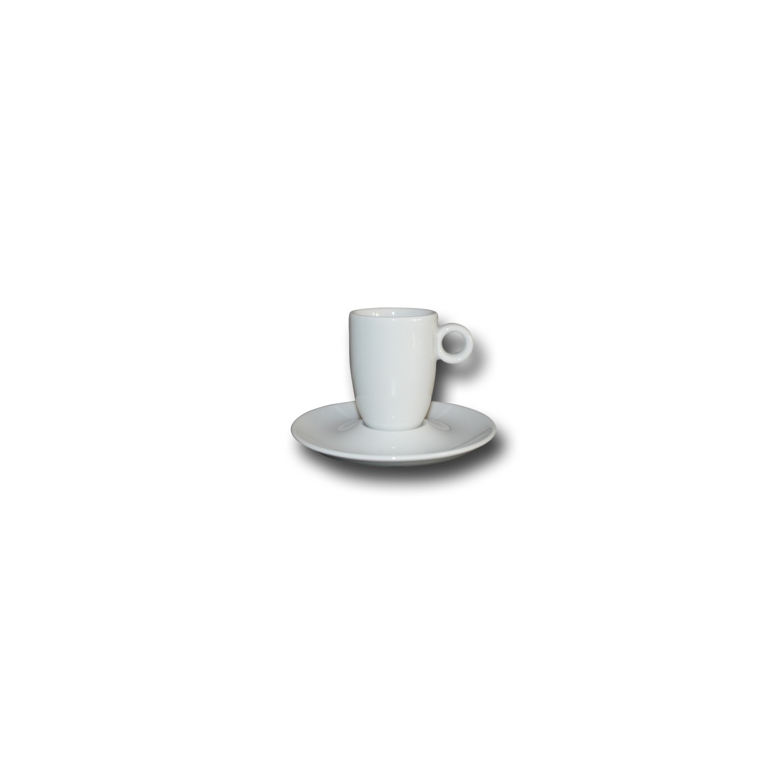 Kop en schotel Bola Espresso hoog 9 cl