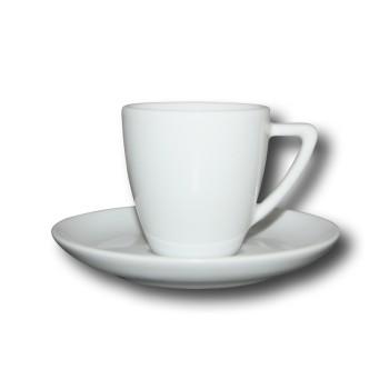 Kop en shotel Classic Espresso 7 cl