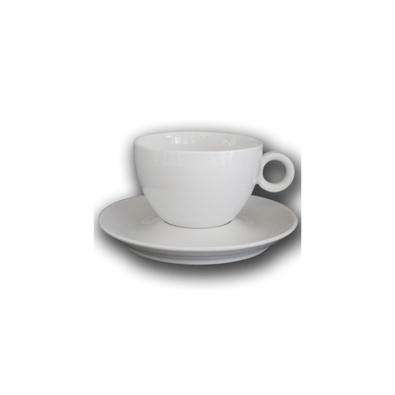 Kop en schotel Bola Koffie verkeerd 28 cl