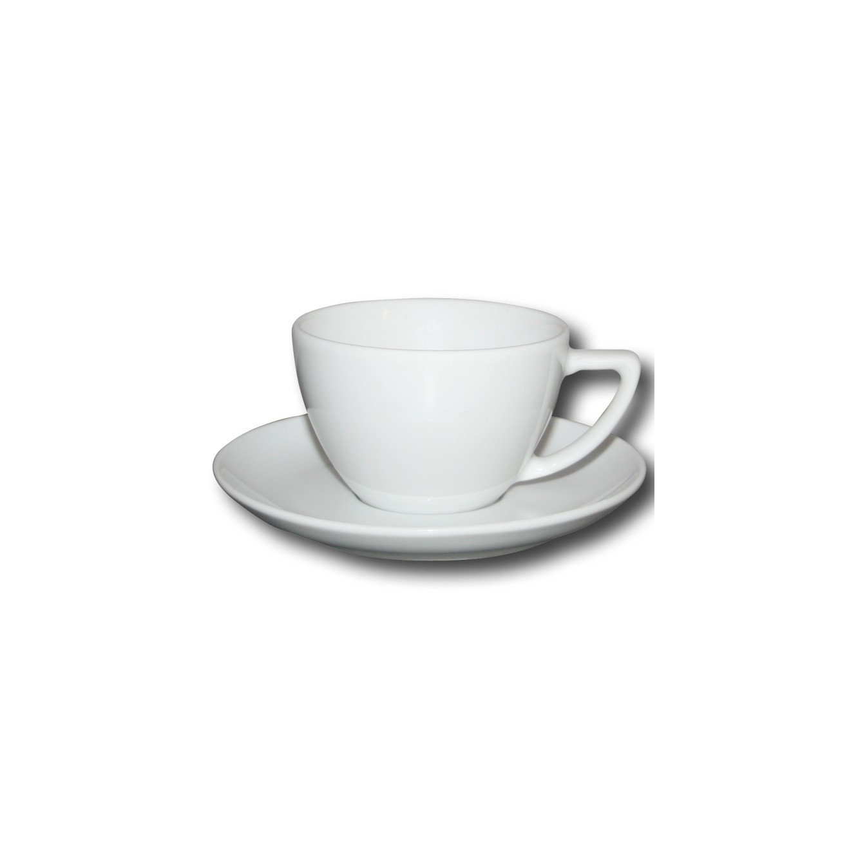 Kop en shotel Classic Cappuccino 20 cl