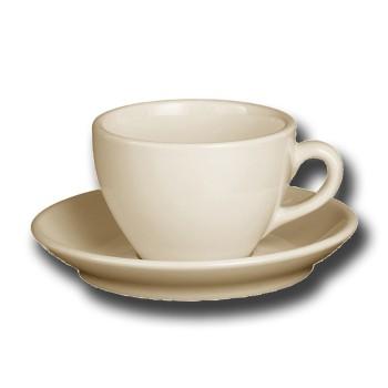 Kop en schotel Robusta Cappuccino 20 cl