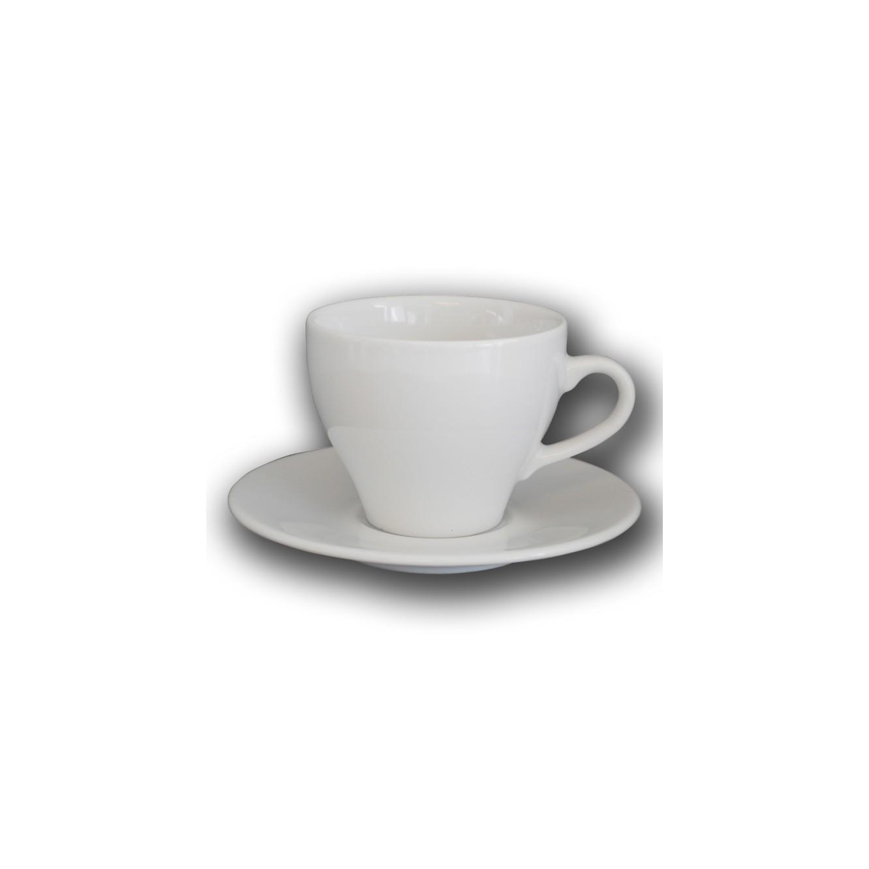 Kop en schotel Dom Cappuccino 20 cl