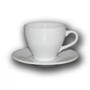 Kop en schotel Dom Koffie 15 cl